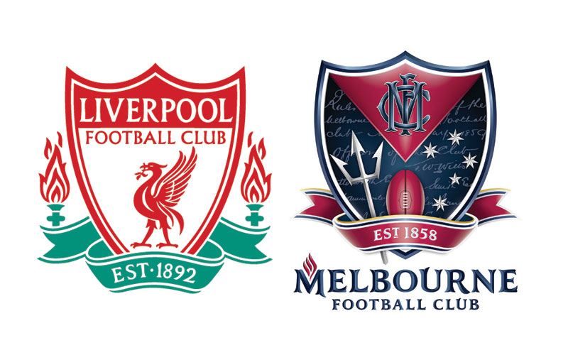 Melbourne Demons Liverpool