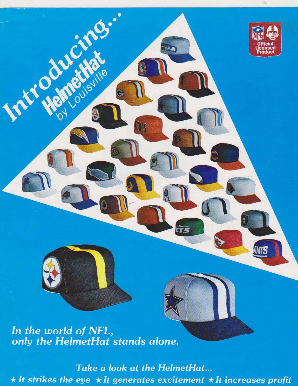 NFL Helmet Hat