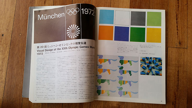 Munich 1972 design
