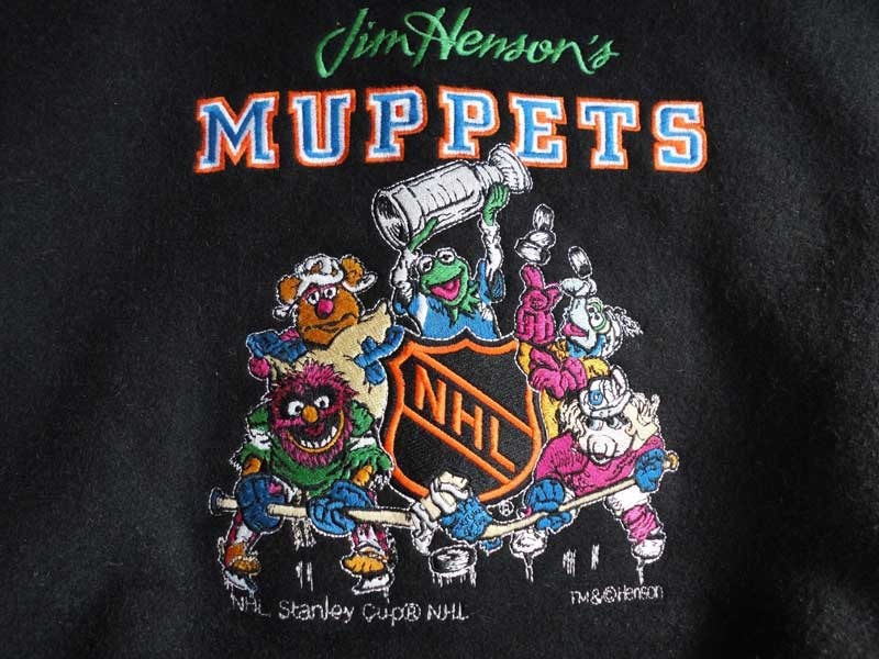 Muppets x NHL Stanley Cup