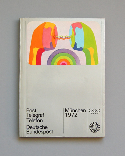 Munich 1972 telephone guide