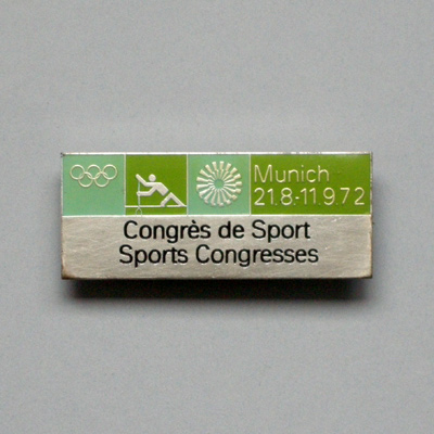 Olympic rowing badge