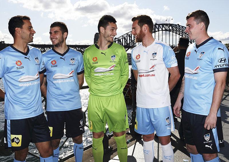 Sydney FC Puma kit
