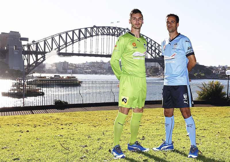 b1c34f6a1fc The New Sydney FC x Puma Kit is Beautifully Simple