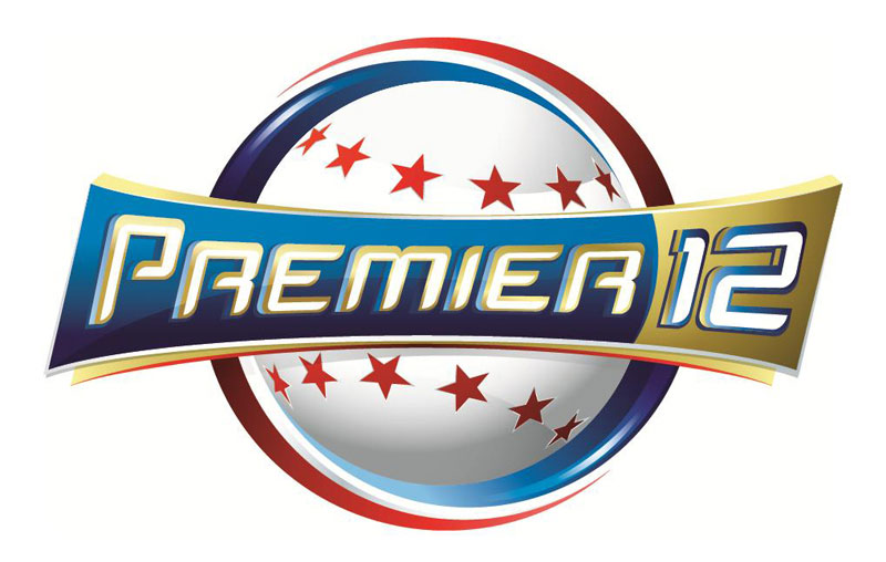 Premier 12 World Baseball logo